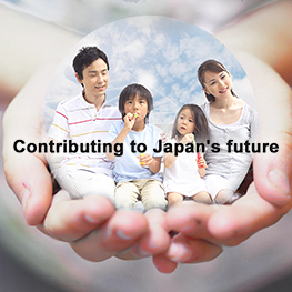 Initiatives for Japan's future