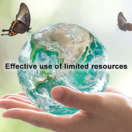 Initiatives for resources